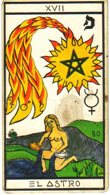 the star tarot card vitoria deck
